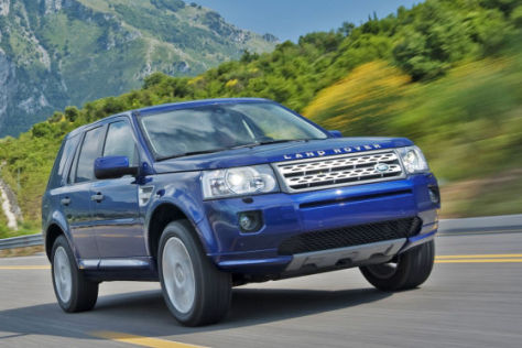Land Rover Freelander (2011)