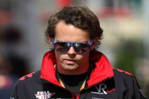 Enttäuscht: Andy Souceks Formel-1-Plan mit Virgin ging nicht auf