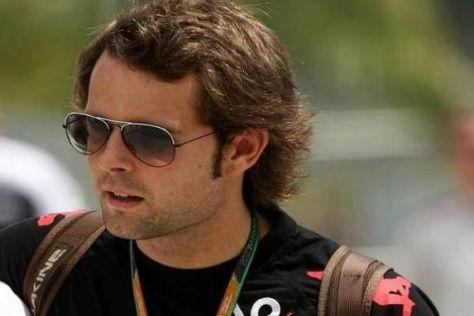 Für Andy Soucek bleibt ein Renncockpit in der Formel 1 das große Ziel