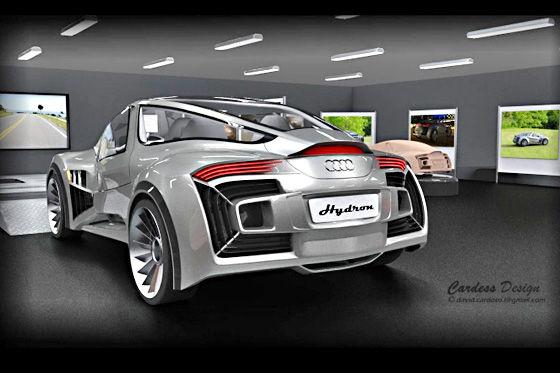 Audi Hydron Concept