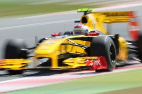 Große Ziele: Renault will zum Jahr 2011 noch deutlich schneller werden