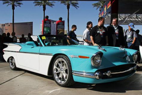 Sonax Forever Tuned Reise zur SEMA in Las Vegas gewinnen