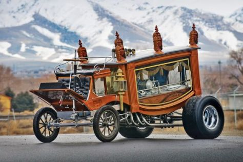 Boothill Express Custom Show Leichenwagen