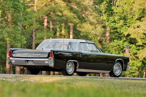 Lincoln Continental Bubbletop