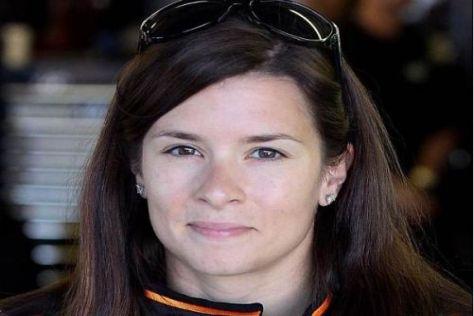 Danica Patrick würde in der Männerwelt Formel 1 ganz bestimmt auffallen