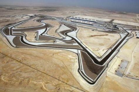 In Bahrain wird 2011 wieder auf dem bewährten Streckenlayout gefahren