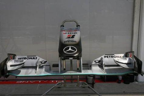 Die Motorenabteilung von Mercedes hat ihre Kosten senken können