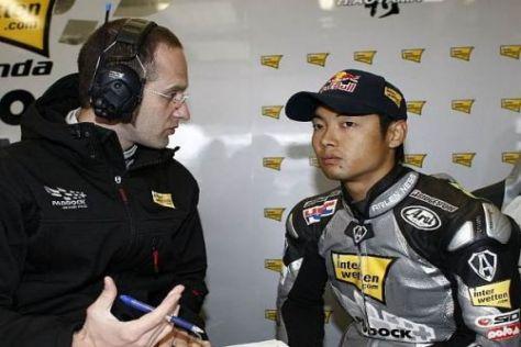 Hiroshi Aoyama war mit dem Test in Brünn zufrieden - Start in Indy denkbar