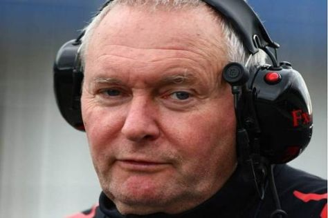 John Booth gehört zu den zugänglichsten Teamchefs im Formel-1-Paddock