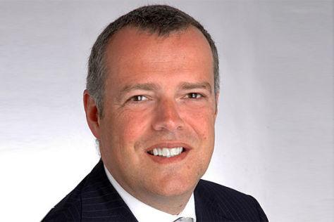 Opel Vice-President Verkauf Allain Visser
