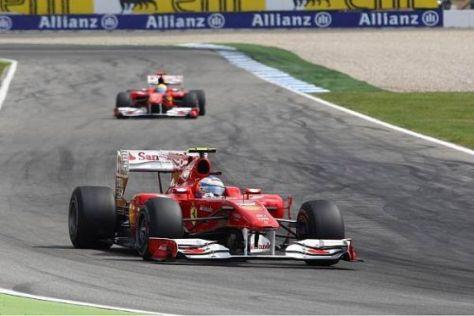 Ferrari wartet noch auf das finale Urteil im Rahmen der Stallorder-Affäre