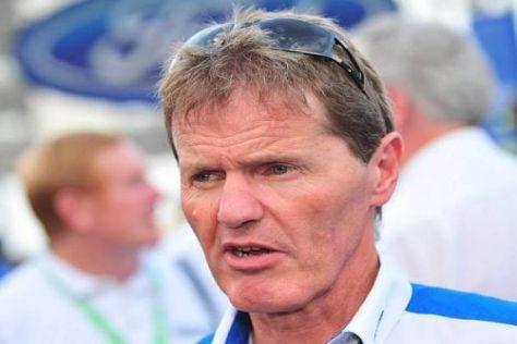 Ford-Teamchef Malcolm Wilson stellt die Weichen für die Zukunft