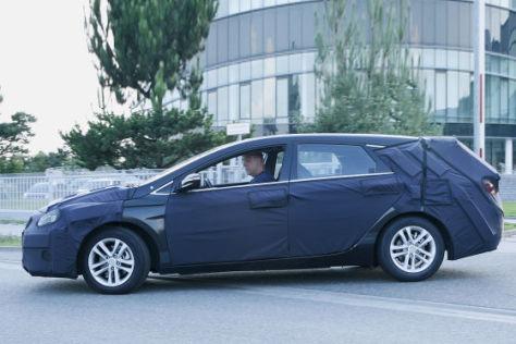 Erlkönig Hyundai i40
