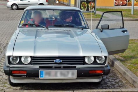 Ford Capri III 1.6 Automatic (1979)