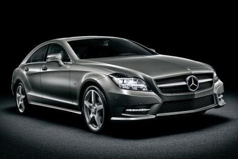 Mercedes CLS (2011): Vorstellung