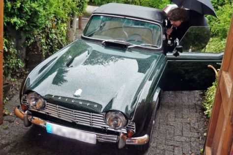 Triumph TR4