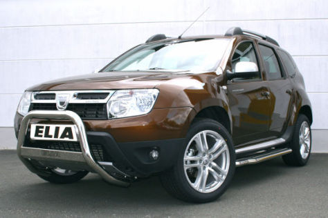 Getunter Dacia Duster Adventure von Elia
