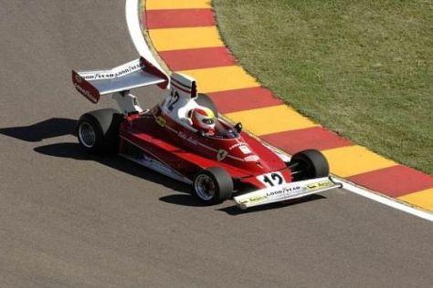 Niki Lauda und Ferrari haben früher schon schönere Zeiten erlebt...