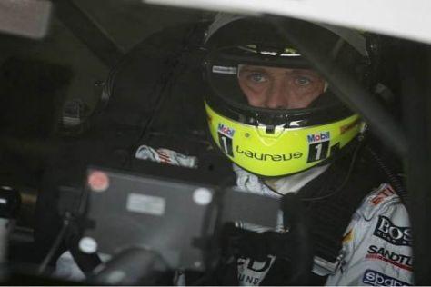 Ralf Schumacher bekommt sein DTM-Auto immer besser in den Griff