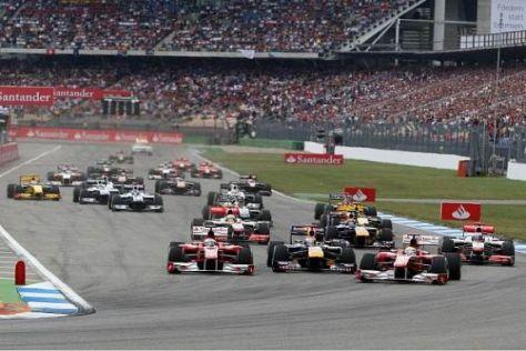 Der frühere FIA-Präsident Max Mosley sieht reichlich Handlungsbedarf in der Formel 1