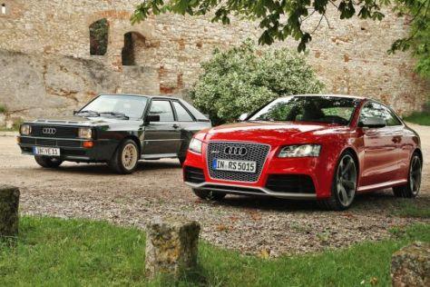 Audi RS 5 Audi Sport quattro