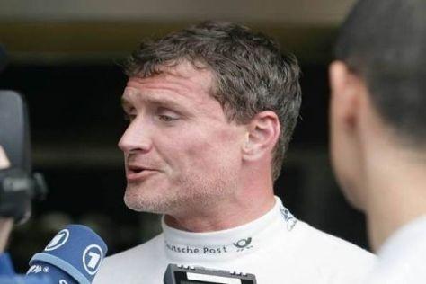 David Coulthard fährt zum ersten Mal seit 19 Jahren in Brands Hatch wieder Rennen