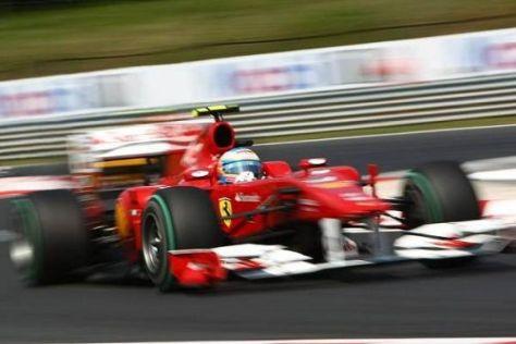 Fernando Alonso möchte in Spa an jüngste Erfolge anknüpfen