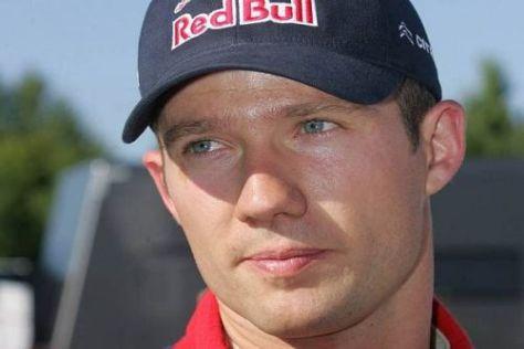 Sébastien Ogier will seine Leistung auf Asphalt noch steigern