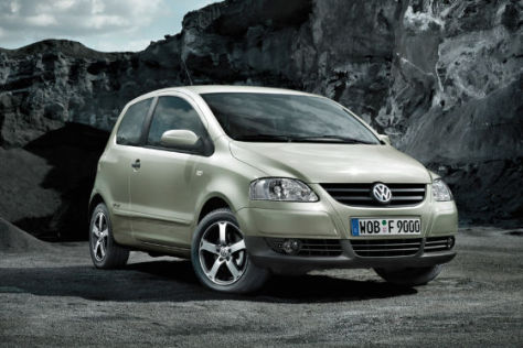 VW Fox Sondermodell Style