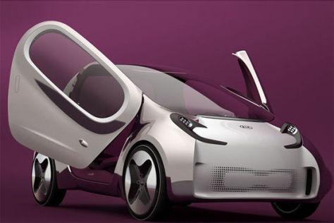 Kia Concept-Car POP