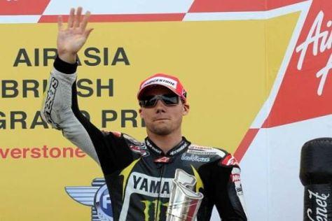 Ben Spies freut sich auf seine Zukunft im Yamaha-Werksteam