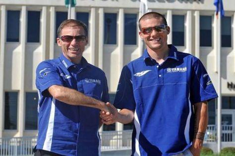 Ben Spies wird ab der Saison 2011 im Yamaha-Werksteam fahren