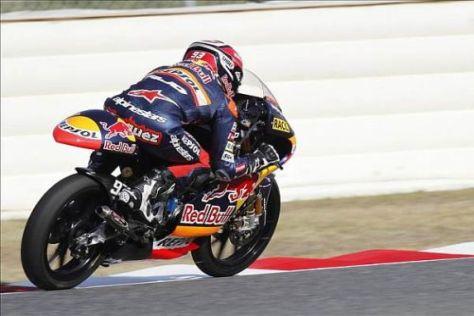 Marc Márquez dominiert das 125er-Feld auch in Indy weiter nach Belieben