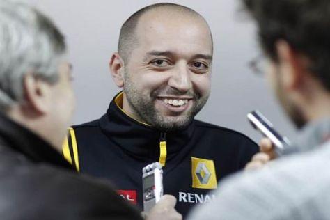 Gerard López kann mit der bisherigen Saison mehr als zufrieden sein