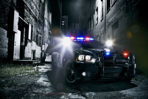 Dodge Charger Pursuit (2011)