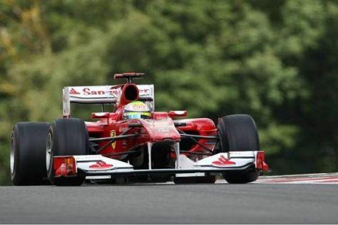 Monza als letzte Chance? Ferrari will beim Heimrennen unbedingt siegfähig sein