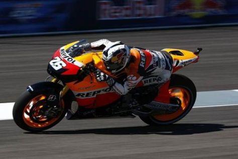 Dani Pedrosa nimmt Kurs auf einen weiteren Rennerfolg in der MotoGP-WM