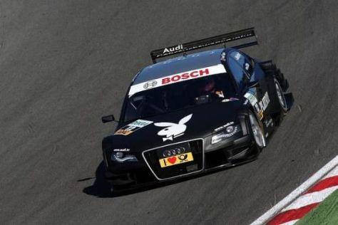 Markus Winkelhock würde gern mal wieder die DTM-Zielflagge sehen