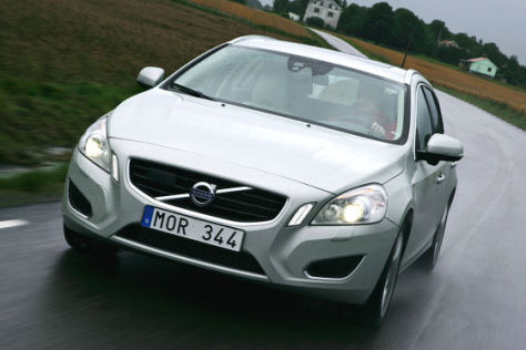 Volvo V60 D5 AWD Geartronic