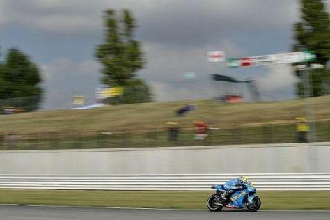 Álvaro Bautistas achter Platz rückte am Sonntag schnell in den Hintergrund