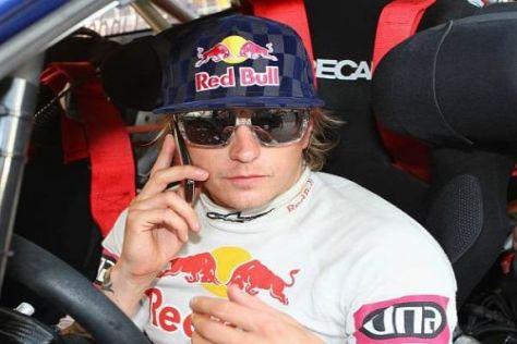 Kimi Räikkönen ist bereits Anfang der Woche in Japan im Einsatz