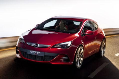 Opel Studie GTC Paris 2010