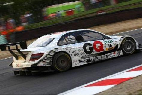 Brands Hatch abhaken: Maro Engel will in Oschersleben wieder angreifen