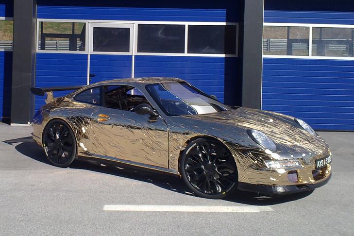 Porsche Fahrrad Ferdinand 911 Gt3 Rs Bilder Autobild De