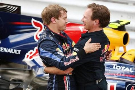 "Christian Horner rät Sebastian Vettel zur Geduld: ""Er muss ruhig bleiben"""