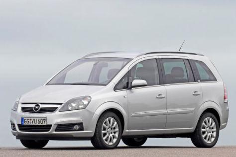 Opel Zafira CNG