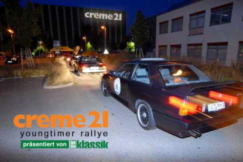 Creme 21 Youngtimer Rallye