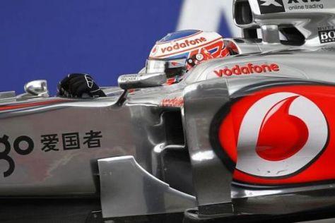 Jenson Button fühlt sich pudelwohl bei McLaren - und will den Fahrertitel gewinnen