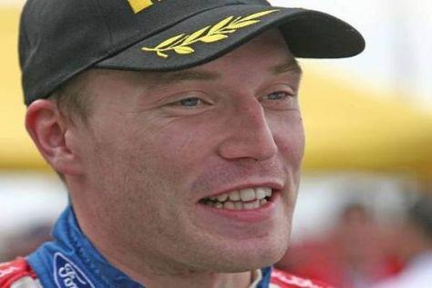 Jari Matti Latvala war im Shakedown zur Rallye Japan der Schnellste