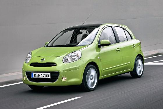 Nissan Micra (2011)